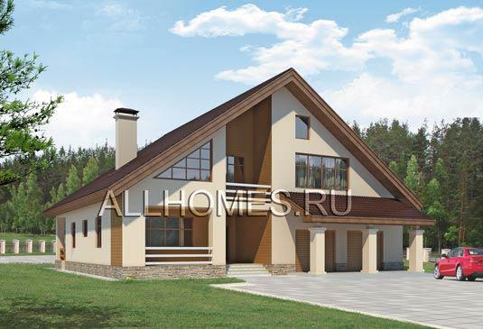 Пеноблоки проекты домов