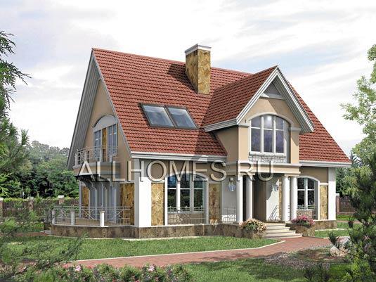 Загородный дом для постоянного проживания