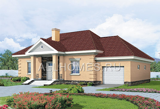 Строительство недорогих дач из кирпича и газобетона